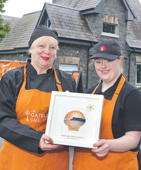 Bronagh and Louise Award Winning Chowder